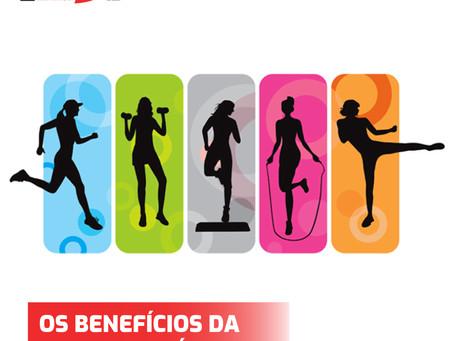 Mexa-se! Pratique atividade física!