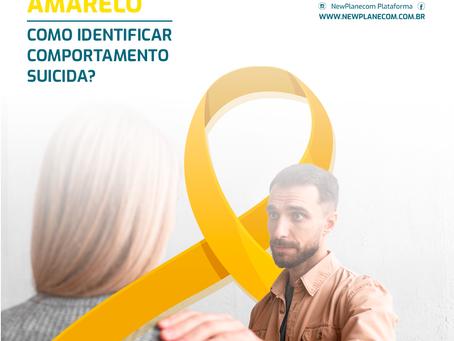 Setembro Amarelo - como identificar comportamento suicida