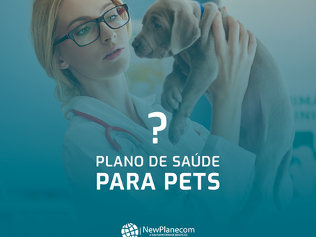 Plano de saúde para Pets
