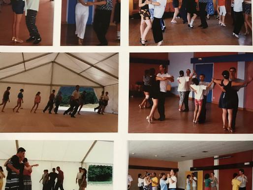 Histoire du stage de danse d'Autrans