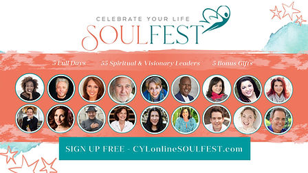 Soulfest Celebrate Your Life