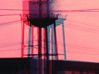 Red Mylar Reflective Studies