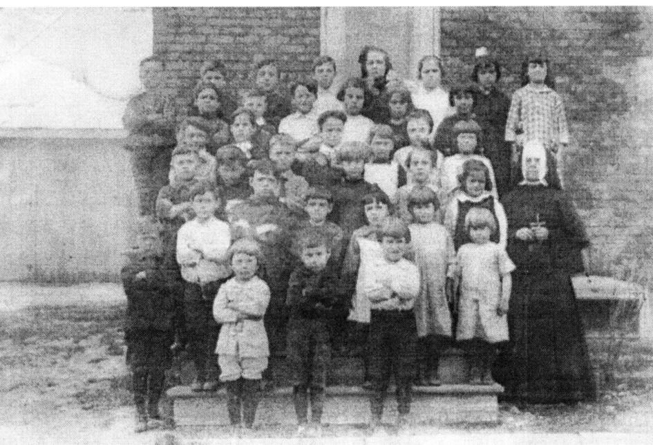 École du Petit-Bois 1918