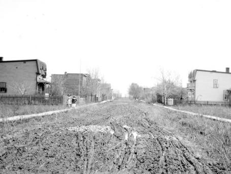 Rue Lasalle Montréal-Sud (Longueuil) 1910