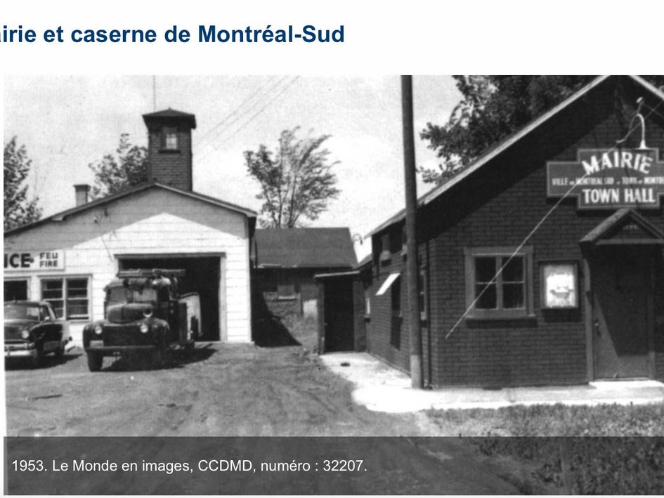 Hôtel de Ville Montréal-Sud (Longueuil)