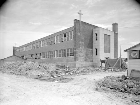 École Notre-Dame Mackayville 1950
