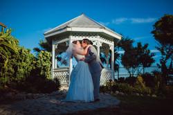 West Martello Garden Club wedding