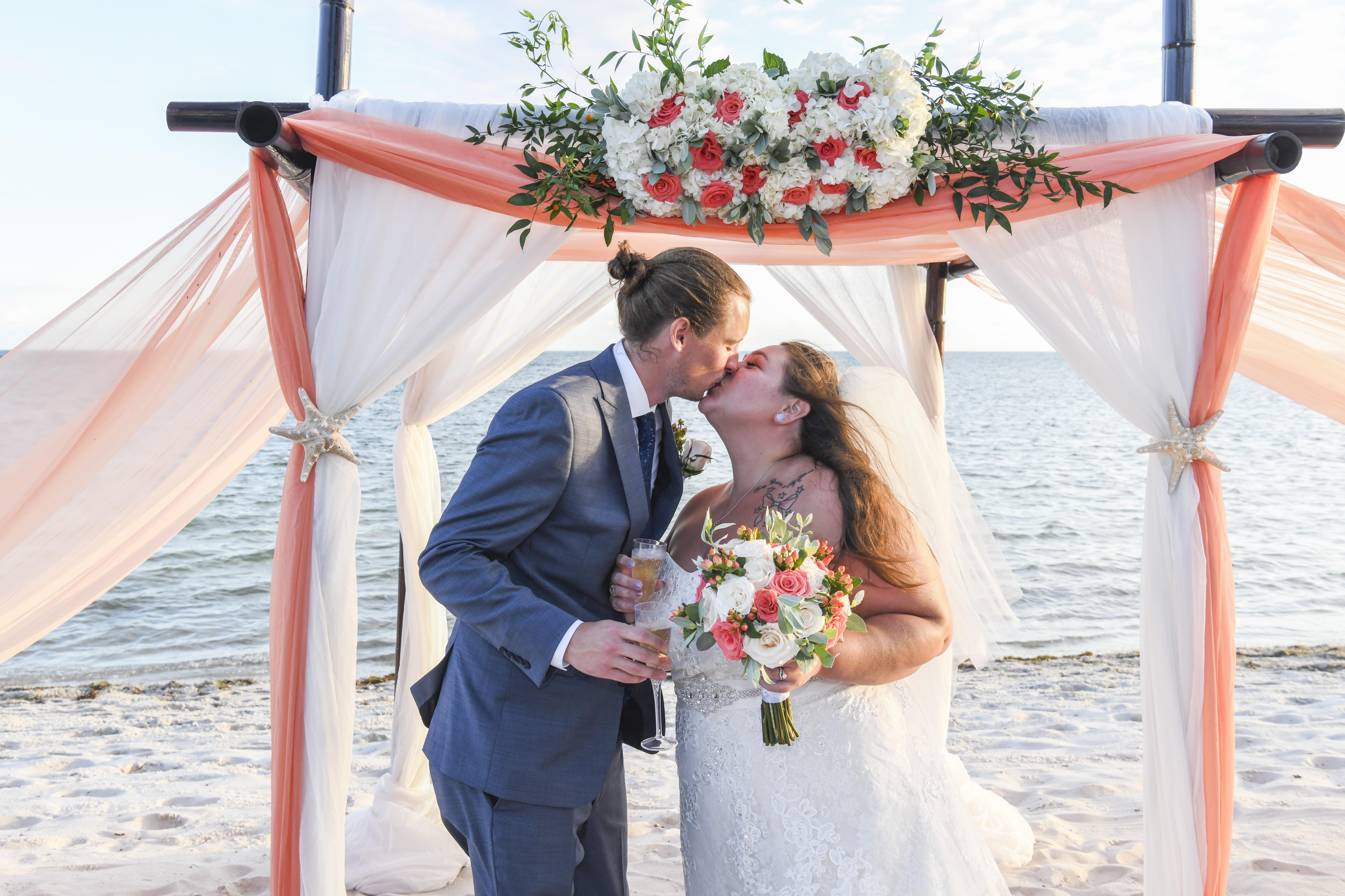 weddings key west beach