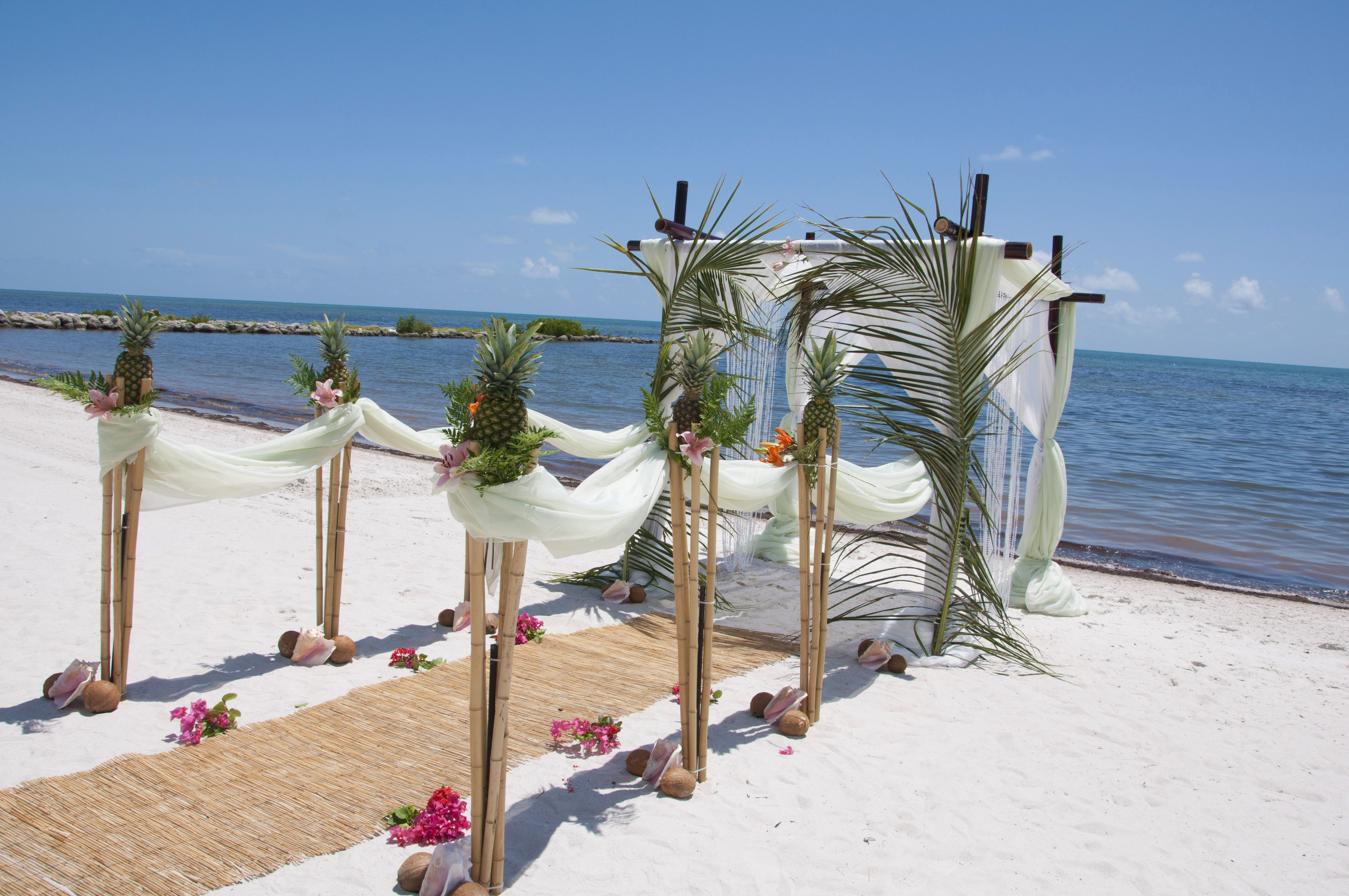 key west florida wedding packages