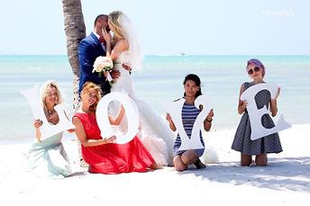 Wedding arch Key West