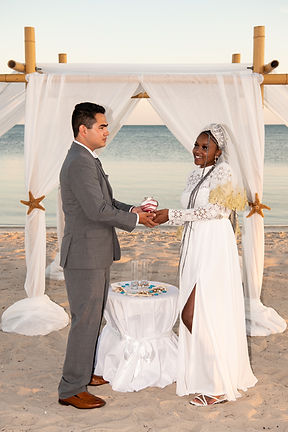 Wedding coordination Key West