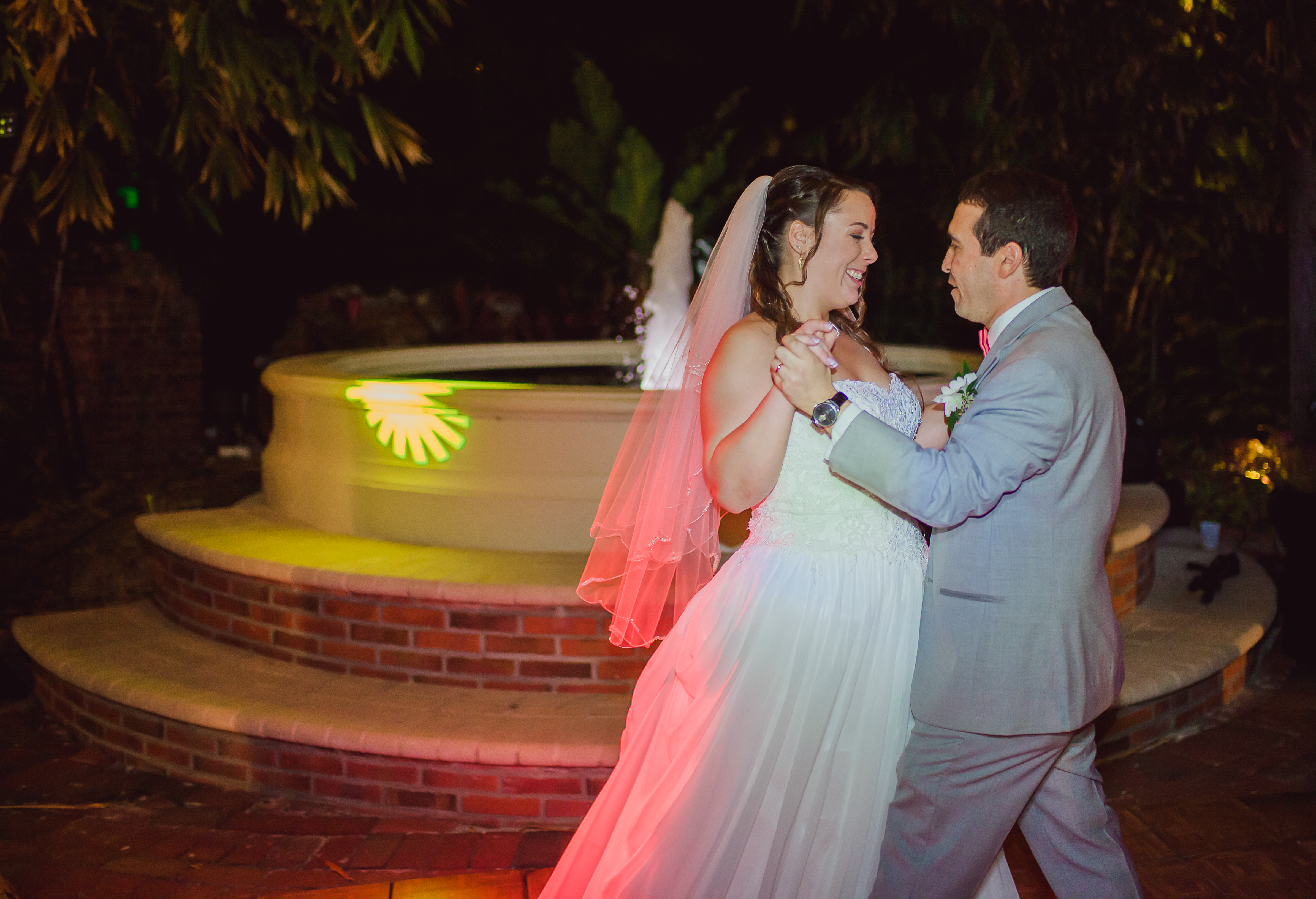 Garden Club wedding in Key West