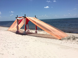 key west florida wedding on the beach
