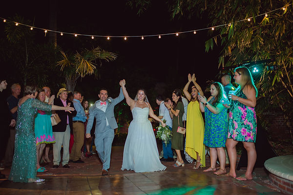 Wedding Introduction, Key West
