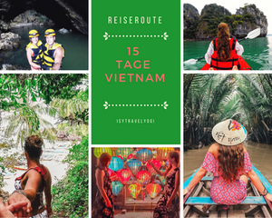Vietnam-Reiseroute-Rundreise-zwei-Wochen