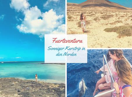 Spanien: Sonniger Kurztrip in den Norden von Fuerteventura, El Cotillo und Corralejo