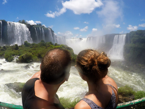 Brasilien: Naturwunder Iguacu-Wasserfälle