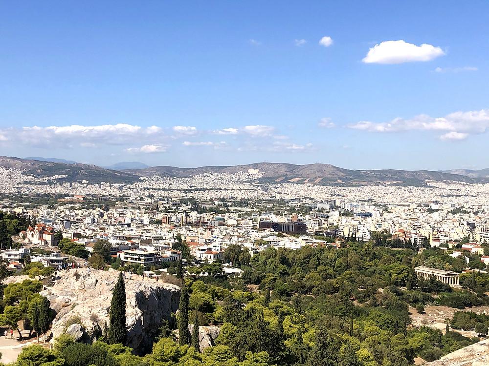 Athen-Reisetipps-Sehenswertes-Aussichten