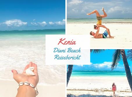 Kenia : Reisebericht Diani Beach- Paradies oder Touristen Hölle?