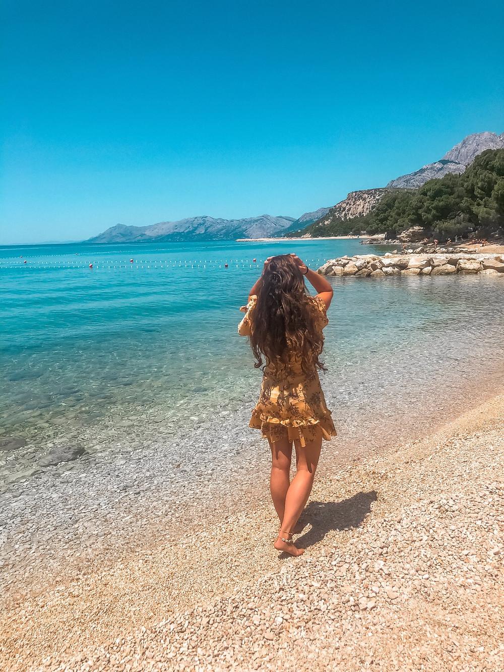 Makarska-schöner-Strand-Urlaub-Reisetipps-Kroatien