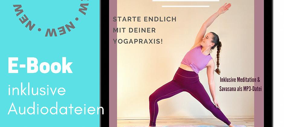 E-Book Dein Einstieg ins Yoga