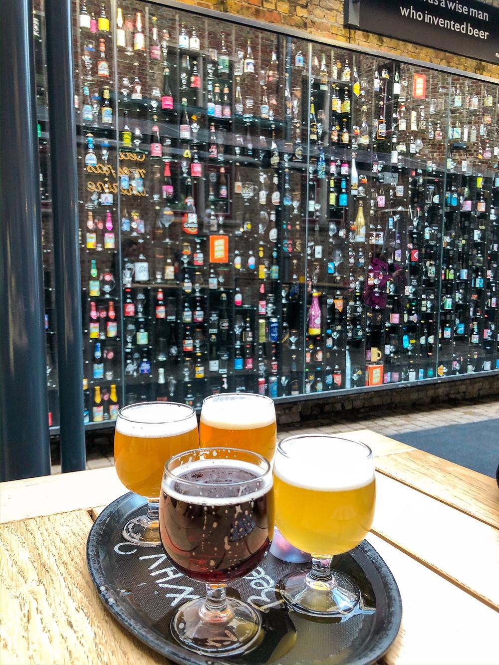 2be-Beer-Wall-Brügge