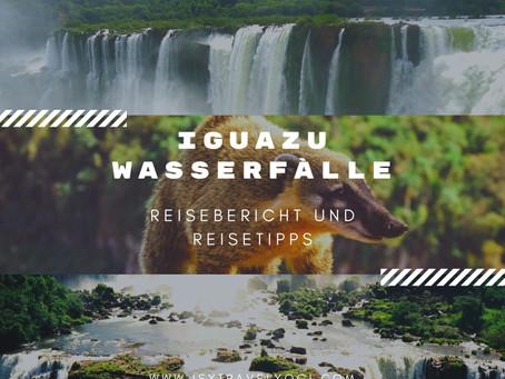 Iguazu Wasserfälle Reisebericht des Naturwunders in Brasilien und Argentinien