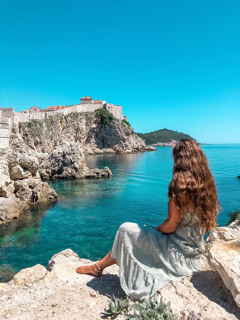 Dubrovnik-fotospots-lovrijenac-reisebericht-reisetipps
