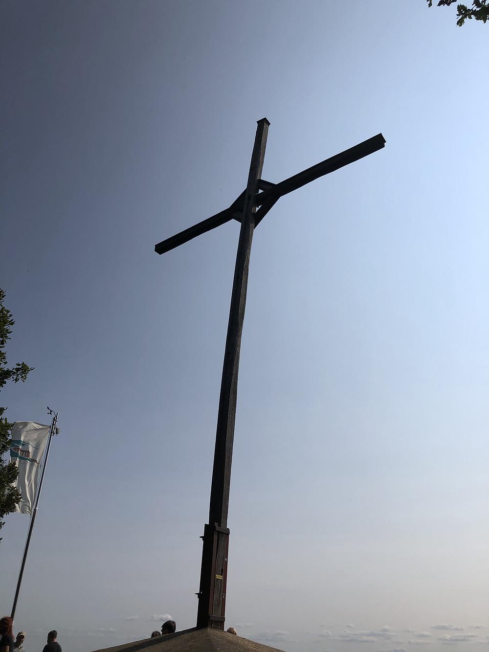 Gipfelkreuz-Calmont-Klettersteig