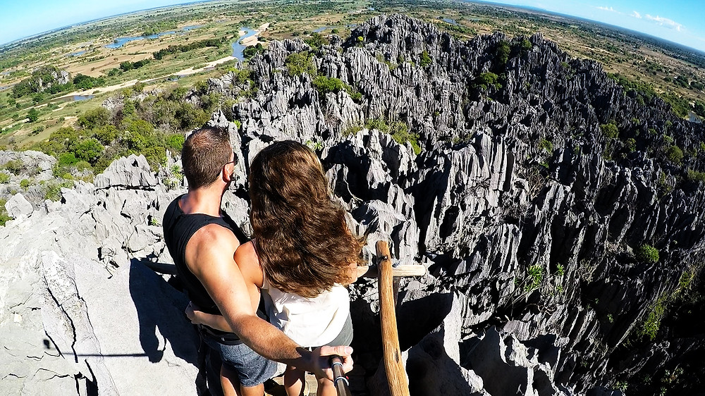Tsingys Madagaskar