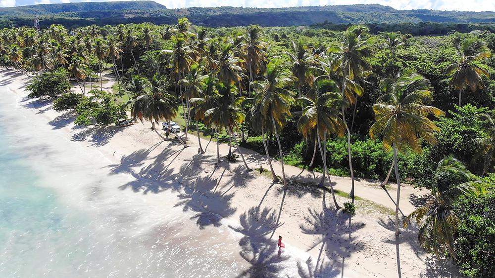 Samana-Las-Galeras-Playa-Grande-Strand-Urlaub
