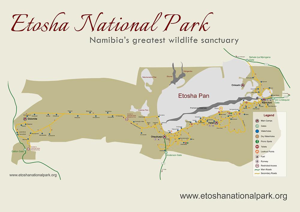 Etosha-Nationalpark-Karte-Selbstfahrer-Reisbericht
