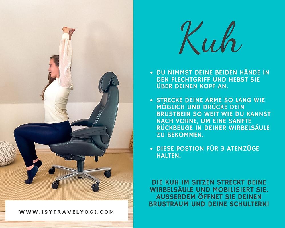 Yoga-Pause-Büro-Office-Stuhl-Gymnastik