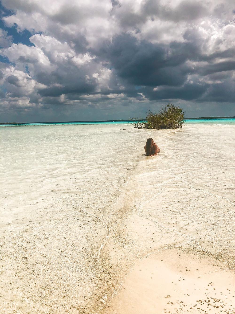 Mexiko-Bacalar-schwimmen-tipps-cocalitos