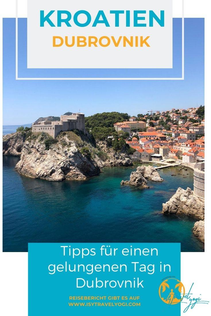 reisebericht-Dubrovnik-Sehenswürdigkeiten-einen-Tag