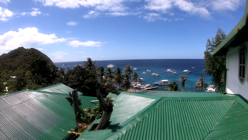 Apo-Island-Philippinen-Reisebericht-Tauchen-Unterkunft