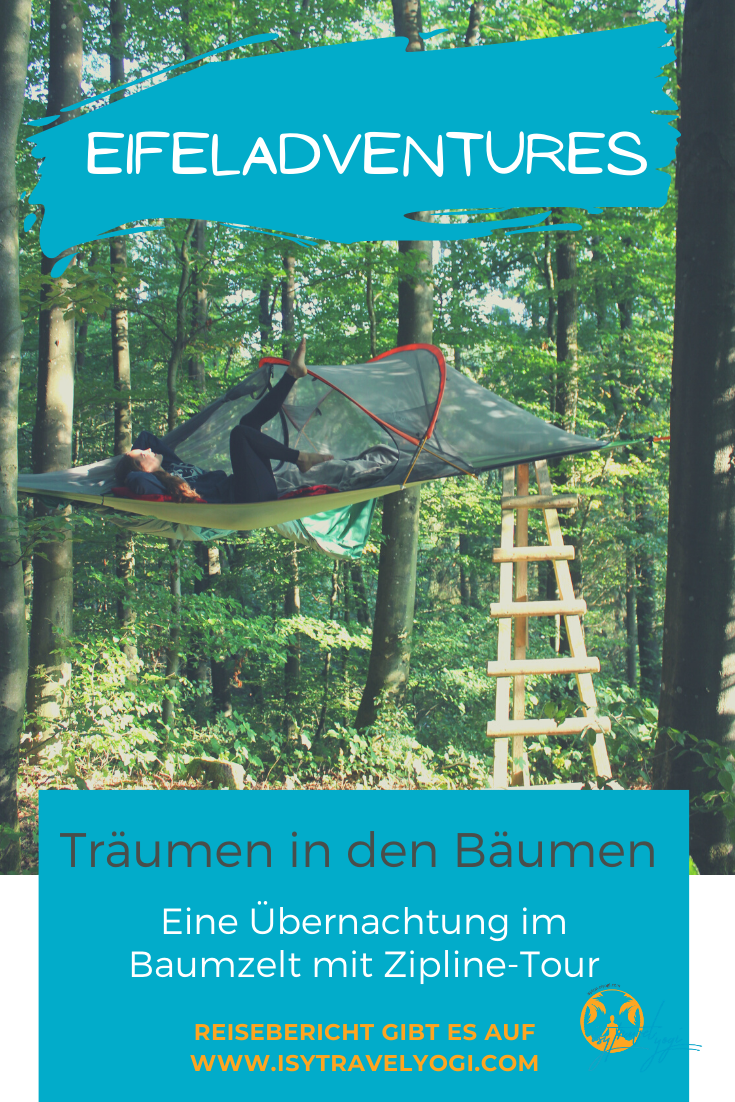 Baumzelt-EifelAdventures-Schwebezelt-Zipline-Erfahrungen