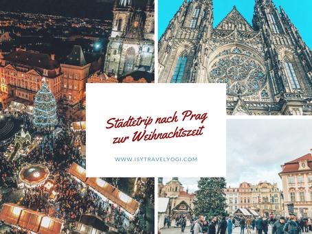 Weihnachtlicher Städtetrip nach Prag