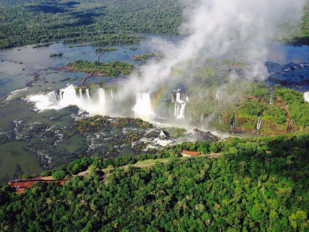 Iguazu-Iguacu-Helikopterflug-Wasserfälle-erfahrungen
