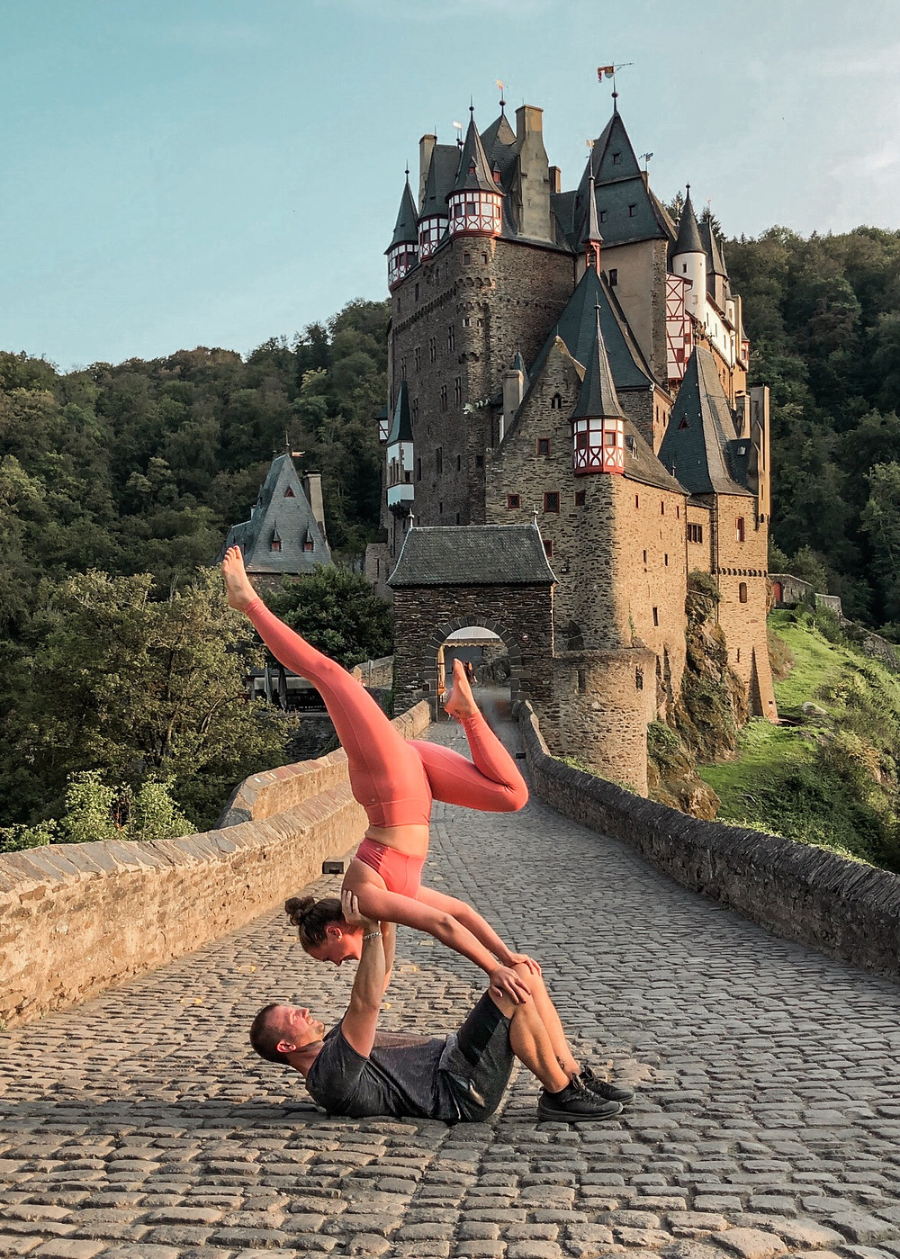 Burg-Eltz-Mosel-Wanderung