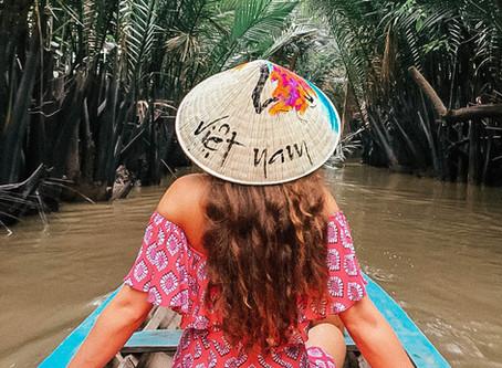 Private Tour durch den Mekong Delta