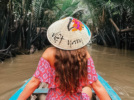 Private Tour durch den Mekong Delta