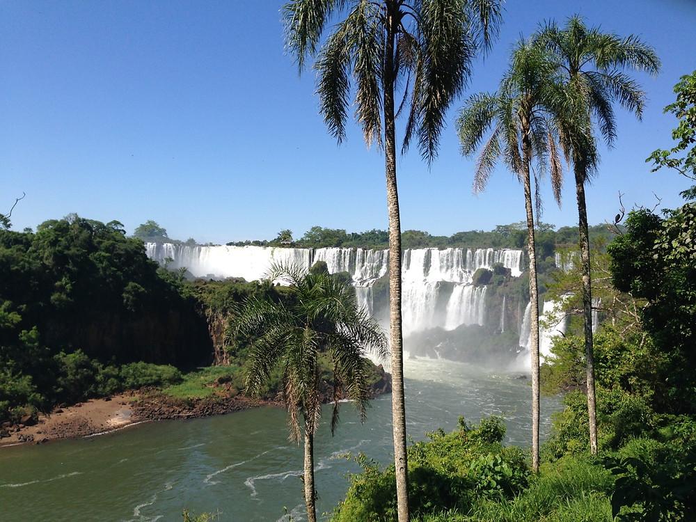 Iguazu-reisebericht-Wasserfälle-Argentinien