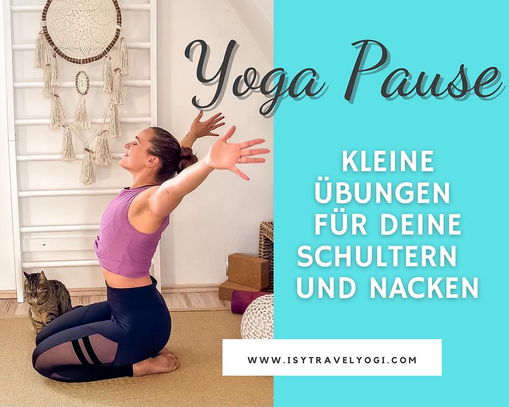 Yoga-Übungen-Schultern-nacken-Verspannungen-Asanas