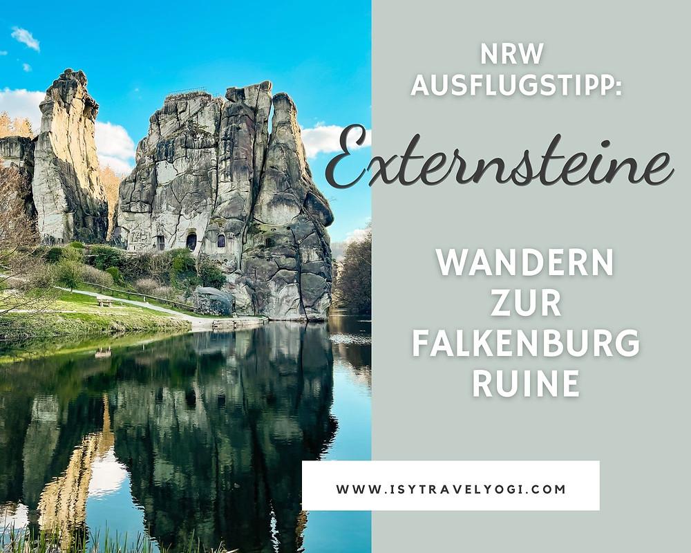 Externsteine-NRW-Wandern-Tipp-Falkenburg-Teutoburger-Wald