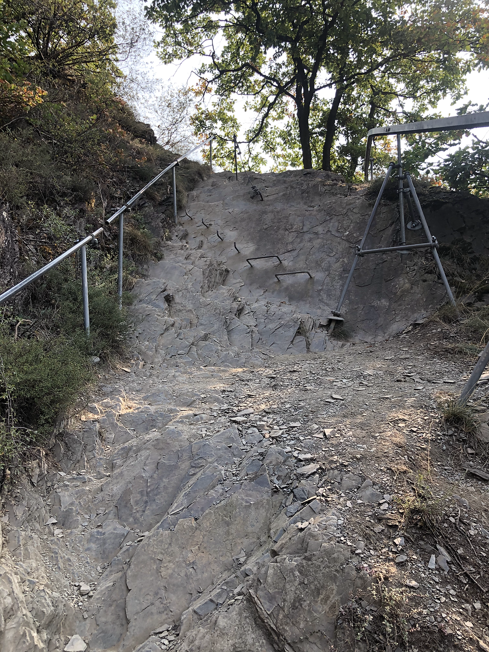 Calmont-Klettersteig-Mosel-wanderweg-Moselschleife