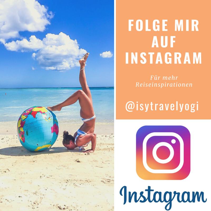 Isytravelyogi Instagram