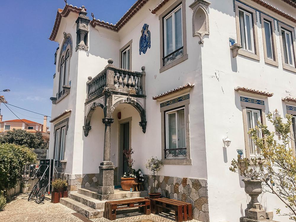 Lissabon-Cascais-Urlaub-Hotel