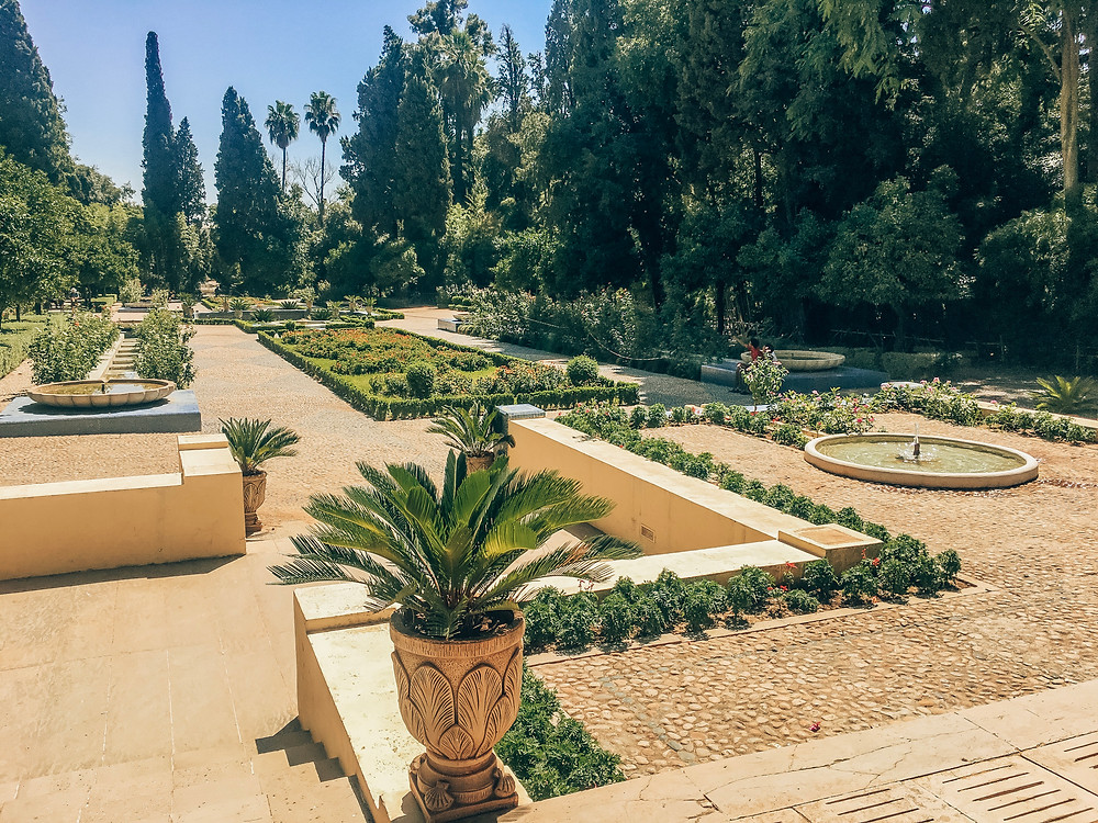 Fés-Marokko-Sehesnwertes-Jardins-Jnan-Sbil