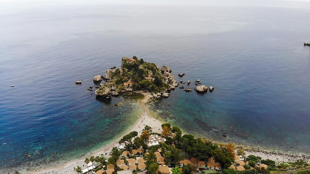Sizilien-schönsten-Strände-Taormina-Isola-Bella-Reisebericht